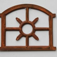 Cast Iron Window Frames