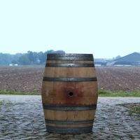 Wine Racks and Wine Barrels