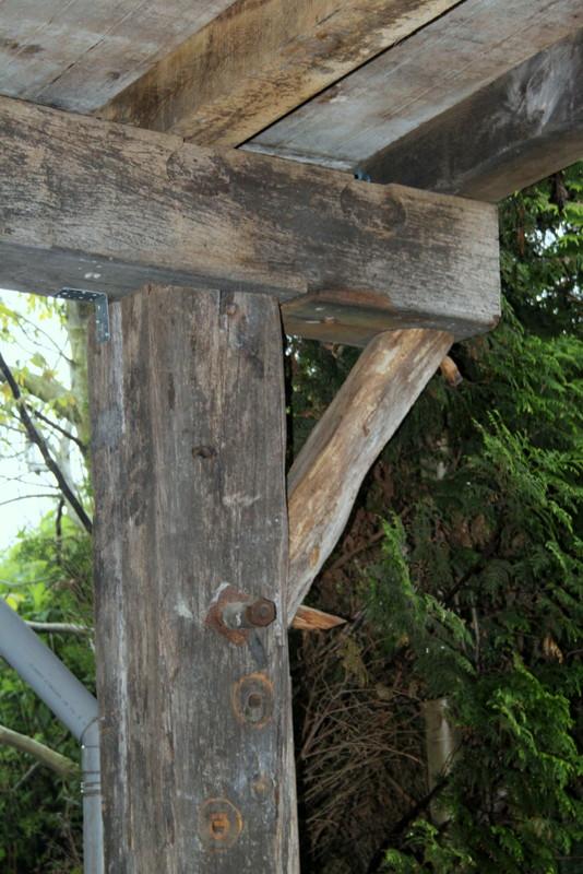Ongebruikt Imposante oude Azobe Balken | VAN ROY KASSEIEN RU-98